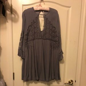 Lilac Free people dress